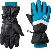 Chlapecké lyžařské rukavice Lupilu