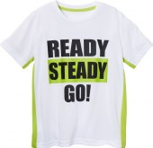 Chlapecké sportovní tričko Hip & Hopps
