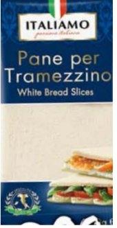 Chléb bílý Tramezzino Italiamo