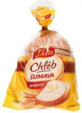 Chléb konzumní Delta