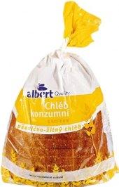 Chléb pšeničnožitný Albert Quality