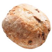 Chléb s brusinkami