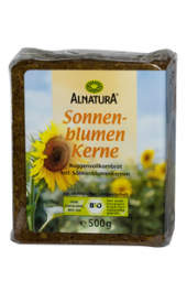 Chléb Bio se slunečnicovými semínky Alnatura