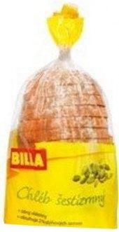 Chléb šestizrnný Billa