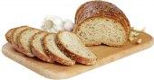 Chléb škvarkový s cibulí