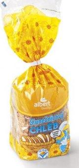 Chléb slunečnicový Šmoulové Albert Quality