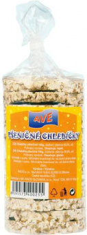 Chlebíčky pufované AVE