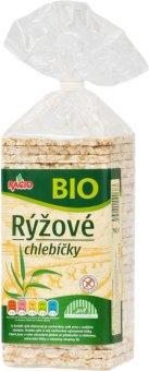 Chlebíčky bio Racio