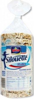 Chlebíčky celozrnné pšeničné Silouette Racio