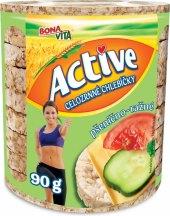 Chlebíčky pšenično-žitné Active Bonavita