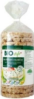 Rýžové chlebíčky Bio style