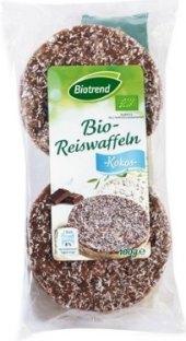 Rýžové chlebíčky polomáčené Biotrend