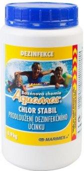 Přípravek do bazénu Chlor Stabil AquaMar