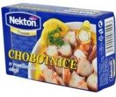 Chobotnice v oleji Nekton