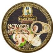 Chobotnice v oleji s česnekem Franz Josef