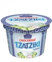 Tzatziki smetanové Choceňské