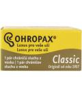 Chránič sluchu classic Ohropax