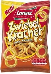 Snack cibulové kroužky Lorenz