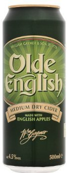 Cider Olde English