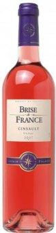 Víno Cinsault Rosé Brise de France