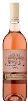 Víno Cinsault Rosé