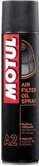 Čistič Air filter Motul