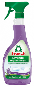 Čistič koupelen hygienický ve spreji Frosch