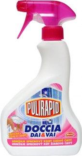 Čistič na sprchové kouty Doccia Pulirapid