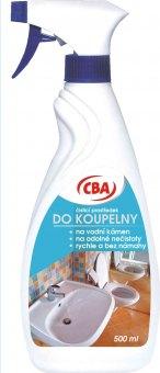 Čistič koupelen CBA