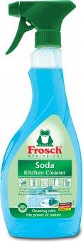 Čistič kuchyní ve spreji Soda Frosch