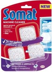 Čistič myčky při plné myčce Somat