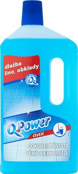 Čistič na dlažbu, lino a obklady Q-Power