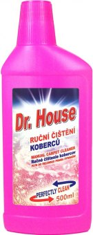 Čistič na koberce Dr. House