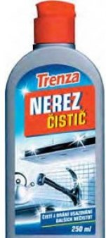 Čistič na nerez Trenza