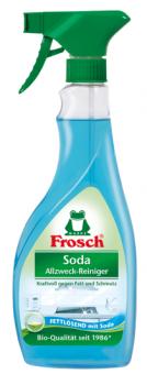 Čistič na omyvatelné povrchy ve spreji Soda Frosch