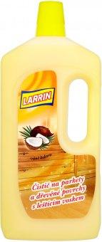 Čistič na parkety a dřevěné povrchy Larrin