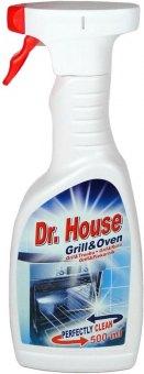 Čistič na trouby a grily Dr. House