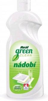 Prostředek na nádobí Reál Green Clean