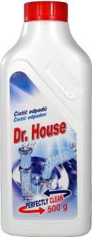 Čistič odpadů Dr. House