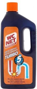Čistič odpadů gelový Turbo WC NET