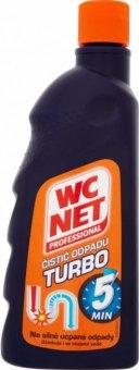 Čistič odpadů gelový WC NET
