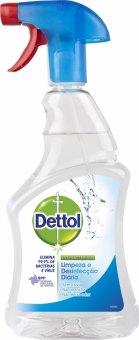 Čistič povrchů antibakteriální ve spreji Dettol