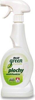 Čistič povrchů multifunkční ve spreji Real Green Clean