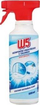 Čistič proti plísním W5