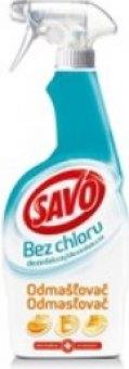 Čistič ve spreji bez chloru Savo