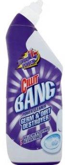 Čistič WC gelový Bang Cillit