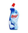 Čistič WC gelový Hygienically Clean & Shine Bref