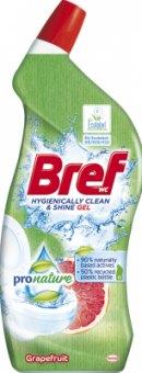 Čistič WC gelový Pro Nature Bref