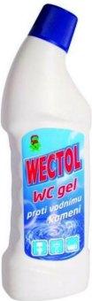 Čistič WC gelový Wectol Důbrava