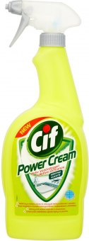 Čističe Cif Power Cream